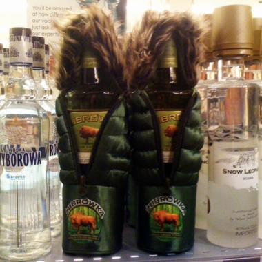 Zubrowka jacket